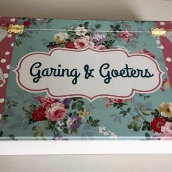 Garing & Goeters Box
