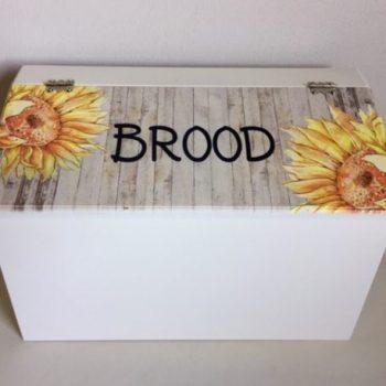 Sunflower Breadbin