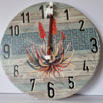 Aloe Clock